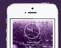 IPhone Clock App