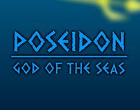 Poseidon: God of the Seas