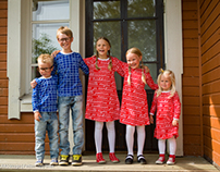 Metsola Kids - Back to School Collection Fall 2013