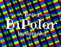 BiPolar typography