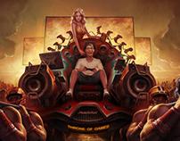 Media Markt - Throne of Games