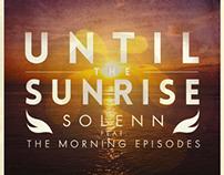Solenn Heussaff // Until The Sunrise // Cover Art