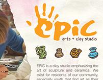 EPIC Clay Studio + CHWC