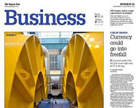 Business pages from The Prague Post (08.12-07.13)