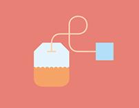 Tea Time | Icon Design