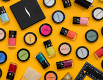 Sephora So Colorful Art Direction