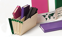 Moleskine – The other side of the paperband