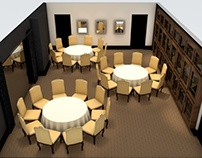 Waldorf Hotel 3D Project