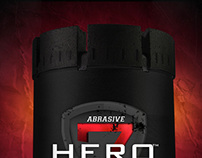 FORDIA   HERO™ Abrasive