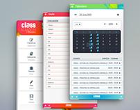 CLASS » Mobile App