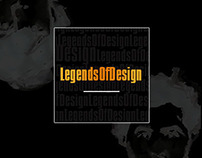 Legends Of Design