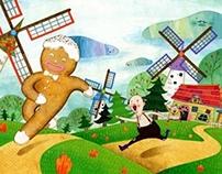 Gingerbread Man #2