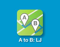 A to B: Ljubljana