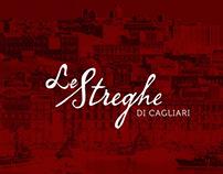 Le Streghe di Cagliari - Logo