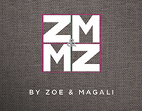 ZM&MZ (Collaterals + Brand Manual)