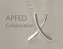APFED Collaboration Necklace