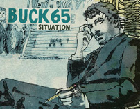Buck 65 CD Package