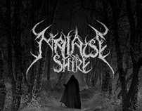 Malaise - Logotype and Album Artwork