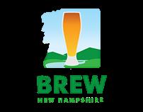 Brew New Hampshire logo