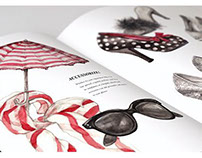 Fashion Illustrations, Boudoir