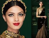 Lakme Fashion Week Winter 2013 - Royal