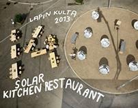 Lapin Kulta - Solar Kitchen Restaurant