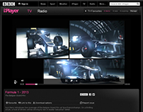 BBC F1 Project (Carbon Digital Work Placement)