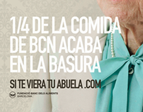 SI TE VIERA TU ABUELA (Banc dels aliments BCN)