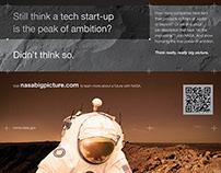 NASA Recruitment Campaign