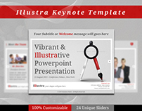 Illustra Keynote Template