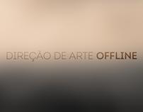 Direção de arte offline