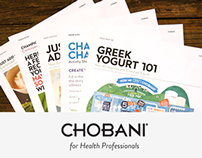 Chobani for Health Professionals