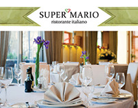 e-mail design for restaurant