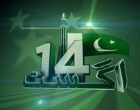 Jashn-e-Azadi 14 August 2010