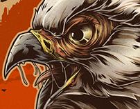 The Secretary Bird