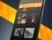 VLC Android app RE-Design