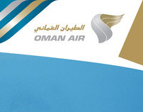 Oman Air | Brand + Tactical Campaign