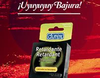 Durex Retardante - 25 de julio