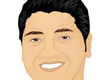 "Cartoonize your photo "" El beltagy "" ME :D"