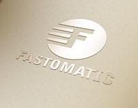 fastomatic logo concept