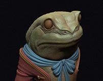 the door frog