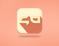 Long Shadow Design / my icon