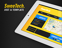 SweeTech - IT and Business Template