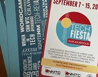 Tech Fiesta Albuquerque / postcards