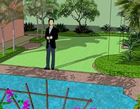 Landscape Design (Multiple Villas)