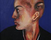 Double selfportrait