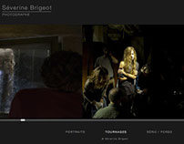 Site Séverine Brigeot