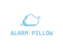 Alarm Pillow // Logo