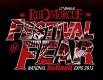 Festival of Fear Tshirt