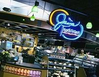 Cafe Logo and Signage